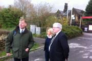 Transport Secretary in Steeton and Silsden to hear the case for pedestrian bridge