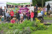 Spring fair launch Barnoldswick's 2015 bloom initiative